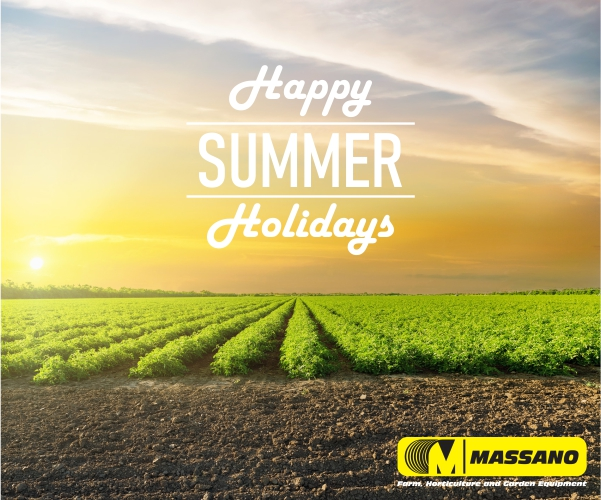 Happy summer holidays 2019